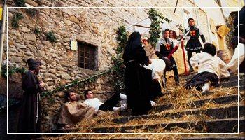 I festeggiamenti di San Benedetto a Taggia - Foto APT RdF