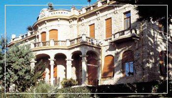 <b>Il Castello Devachan a Sanremo</b> - Foto APT RdF