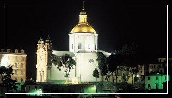 <b>Il Santuario della Madonna della Costa a Sanremo</b> - Foto APT RdF