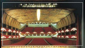 Il mitico Teatro Ariston a Sanremo - Foto APT RdF