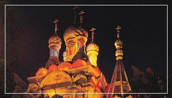 La chiesa russa Sanremo - Foto APT RdF