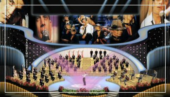 <b>Stage of the San Remo Festival 2004</b> - Image RAI