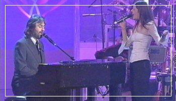 <b>Andrea Bocelli al Festival di Sanremo 2001</b>