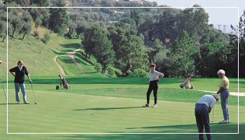 <b>Il Golf Club degli Ulivi a Sanremo</b> - Foto APT RdF