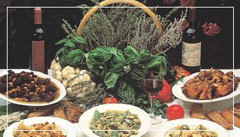 Mediterranean Diet - Photo APT RdF